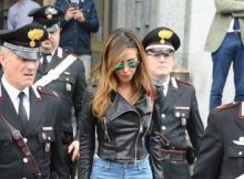 Belen scortata da quattro carabinieri esposto Codacons alla Corte dei Conti_12115522